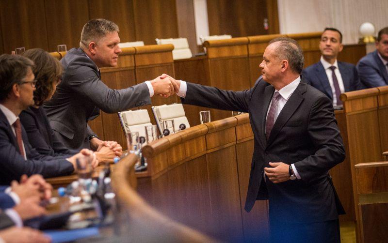 Politici reagujú na Kiskov prejav: Čo povedali Fico, Danko či Galko?