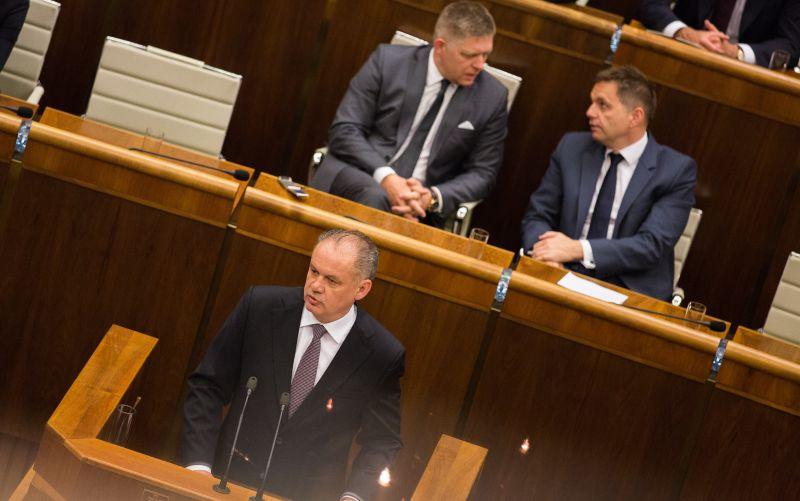 Kiska vystúpil v parlamente: Prečítajte si celý prezidentov prejav