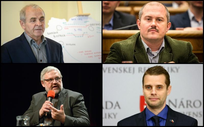 Prieskum v Banskobystrickom kraji: Koho by si zvolili za župana?