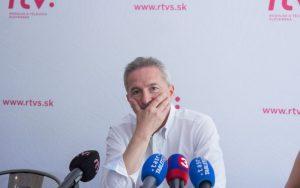 Mika o voľbe šéfa RTVS: Výsledok ho neprekvapil, ale sklamal ho spôsob