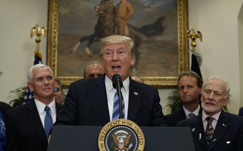 Trump má ťažké srdce aj na Venezuelu: Nevylučuje vojenský zásah
