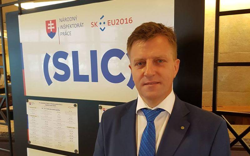 O post predsedu Prešovského kraja sa uchádza aj Andrej Gmitter