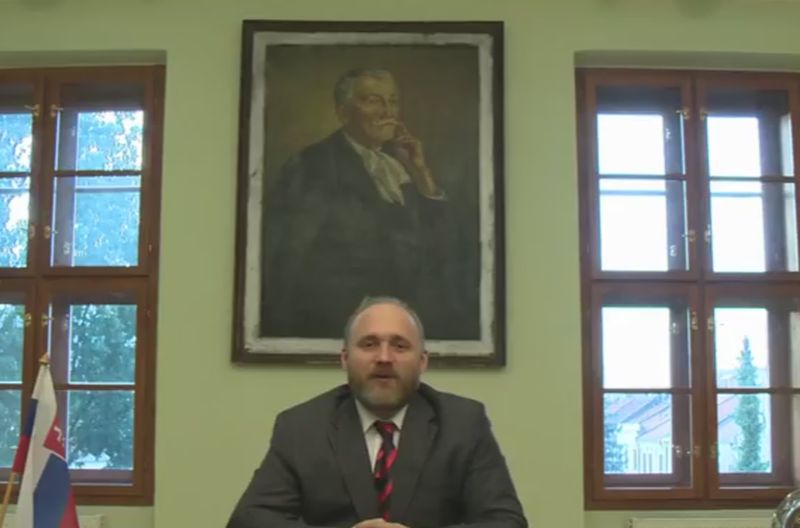 Na post prešovského župana bude kandidovať aj právnik Ján Garaj