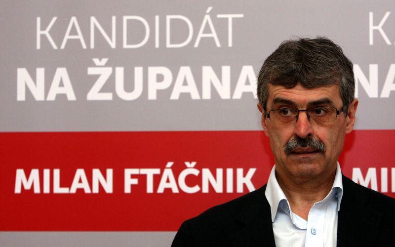 ROZHOVOR s kandidátom na župana: Milan Ftáčnik