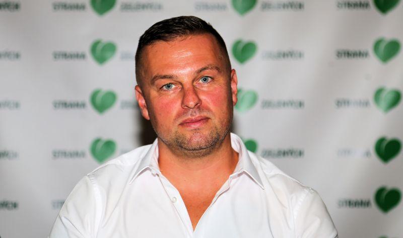 Strana zelených predstavila svojho kandidáta na župana BBSK