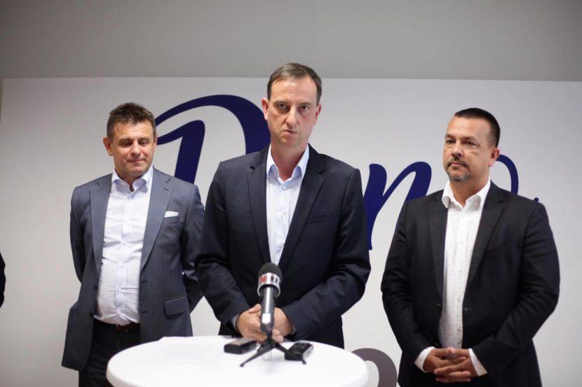 VIDEO Exminister Krajcer bude kandidovať na bratislavského župana