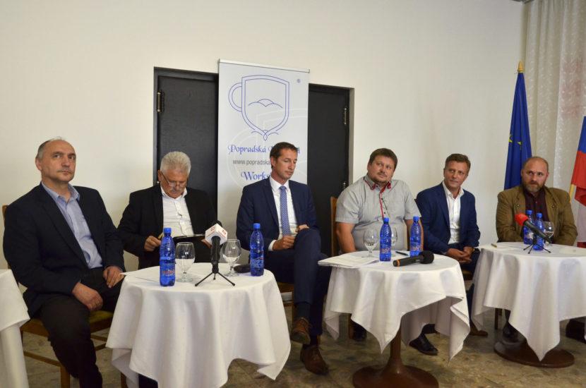 Kandidátov na prešovského župana rozdeľuje názor na spoluprácu s ĽSNS
