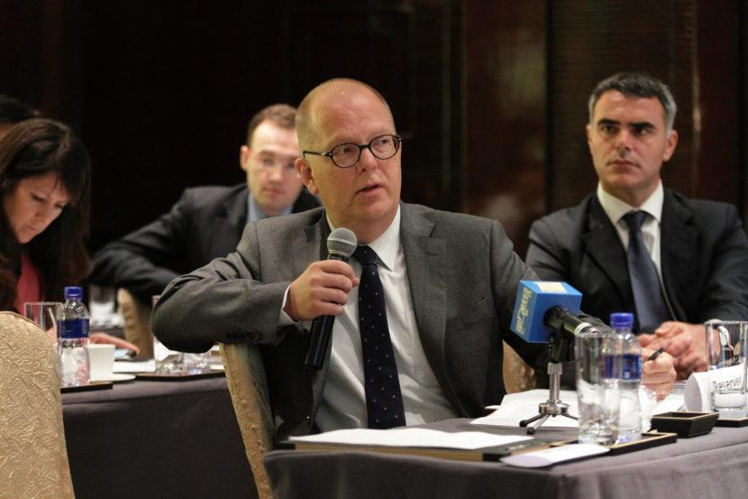 EÚ vyzýva Čínu: Otvorte uzatvorenú ekonomiku zahraničným investíciám