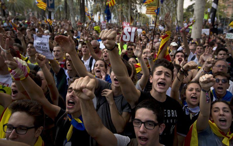 Španielska vláda proti referendu: Zablokovali volebný systém