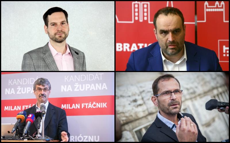 Veľké porovnanie bratislavských kandidátov: Jeden z nich ich v tomto prevalcoval