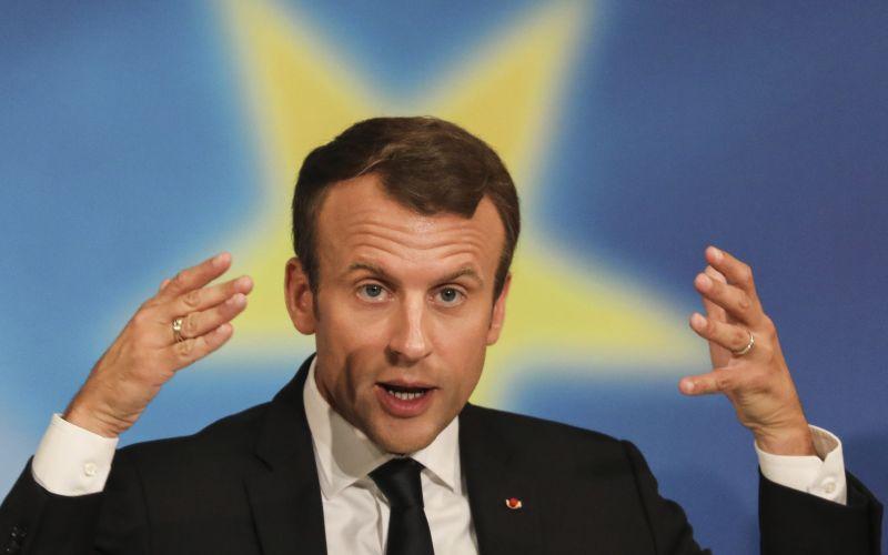 Tvrdé slová Macrona. Európa je príliš pomalá, slabá a neefektívna