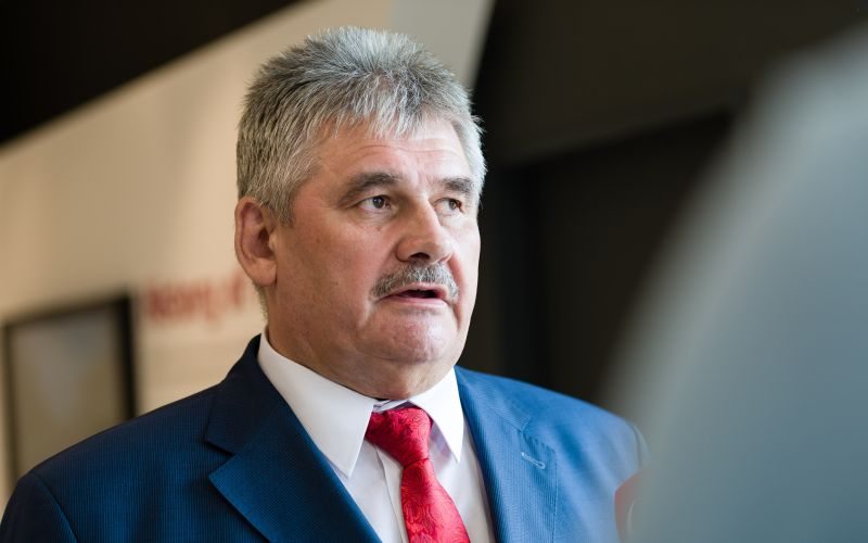 Minister vnútra Kaliňák má plnú podporu strany, tvrdí Richter