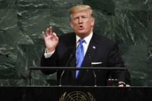 VIDEO Trump ukázal, čo si naozaj myslí: Toto bol jeho plamenný prejav v OSN