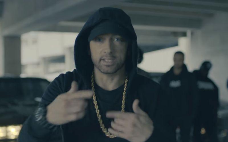 VIDEO Eminem v drsnom freestyle videu: Raper naložil Trumpovi