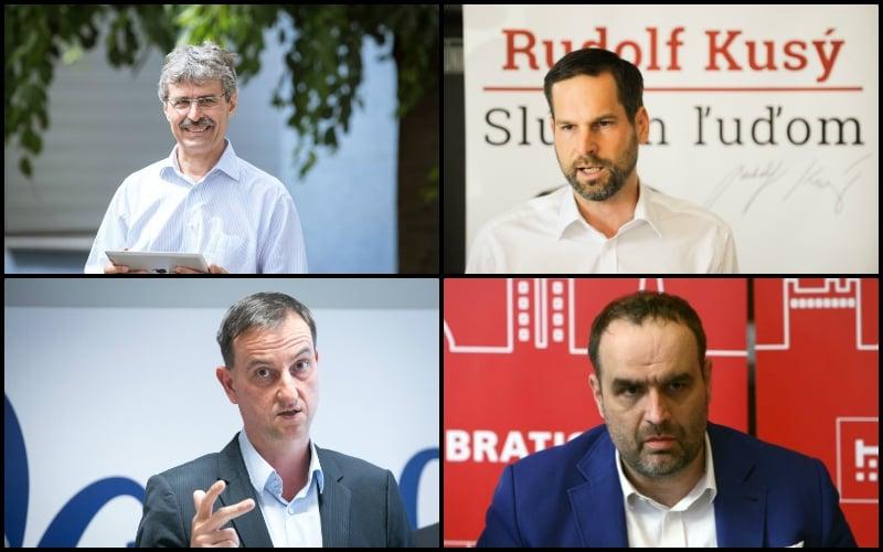 Prieskum ukazuje zmenu. Bratislavský kraj by mal nového župana