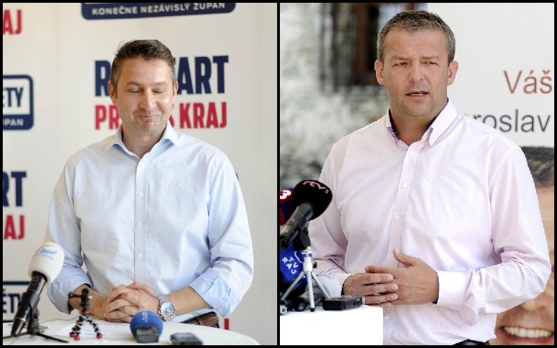 Škultéty skritizoval župana Bašku za sedenie na dvoch stoličkách