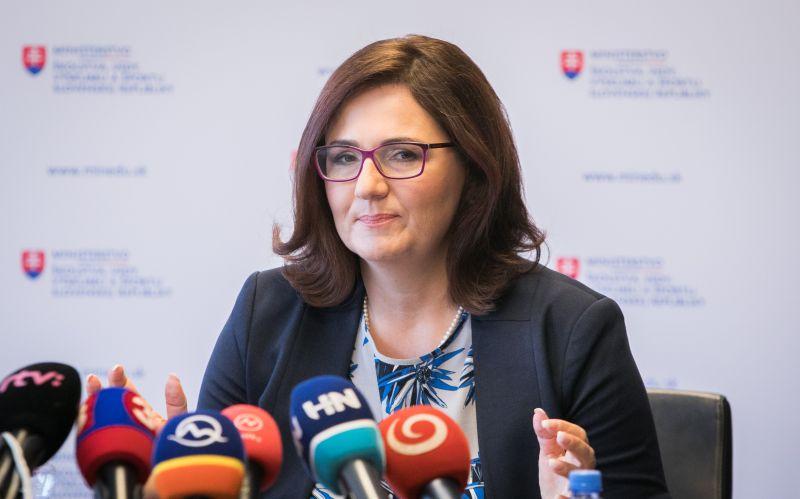 Ministerka Lubyová čoskoro obnoví Inštitút vzdelávacej politiky
