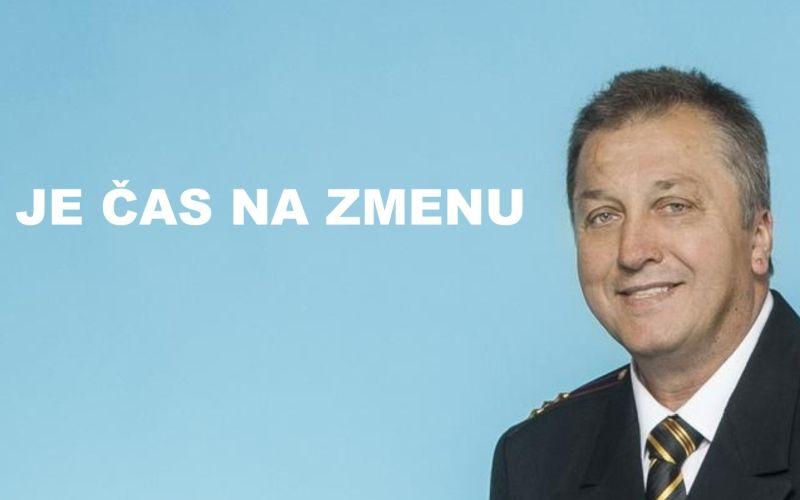 Ján Struk už nekandiduje na post predsedu v Košiciach