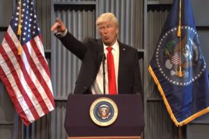 VIDEO Trump a jeho IQ: Alec Baldwin si ho opäť podal