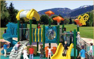 Ružinov obnovil polovicu detských ihrísk, celková suma za opravy nie je známa