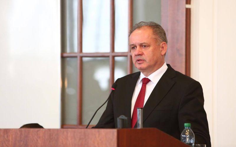 Prezident Kiska vrátil do parlamentu novelu o zdravotnej starostlivosti