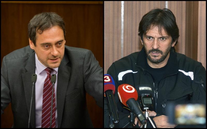 Odkaz pre Kaliňáka z SaS: Vysmieva sa Maďaričovi, neuveriteľné zbabelstvo