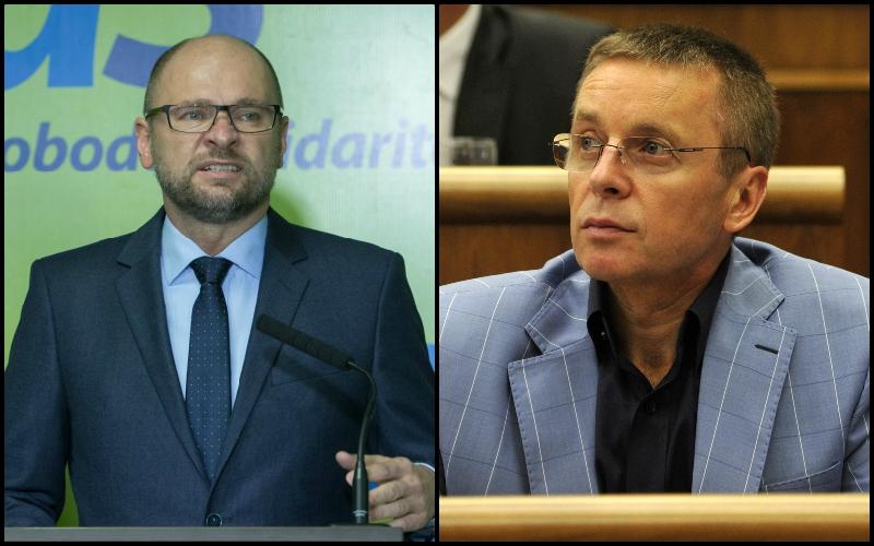 Sulík a Mikloš debatovali. Témou najmä smerovanie Európskej únie