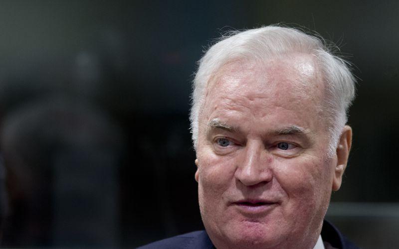 Bosniansky mäsiar odsúdený. Ratko Mladič sa z väzenia už nedostane
