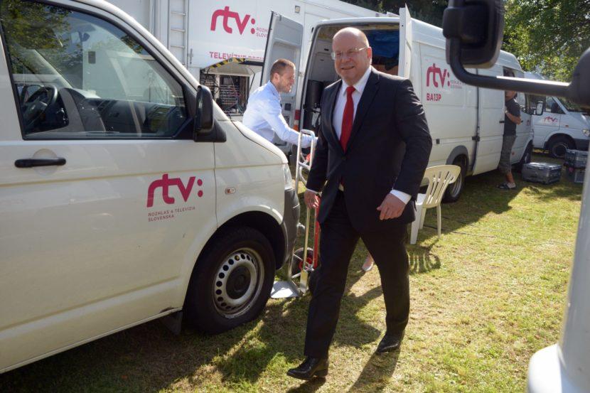 Rezník: Vyvážené spravodajstvo RTVS neznamená, že sa bude všetkým páčiť