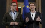Rakúski Ľudovci a Slobodní sa dohodli: Vytvoria proeurópsku vládu