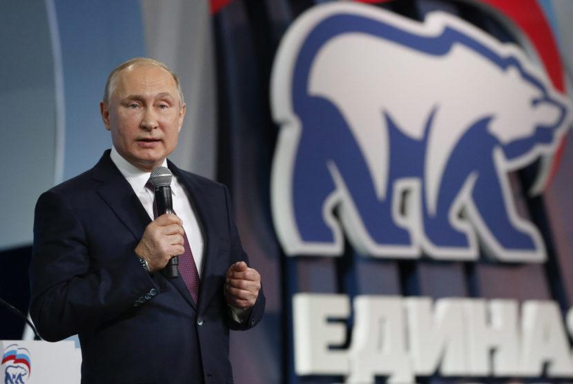 Putin sľubuje pred voľbami modernizáciu krajiny