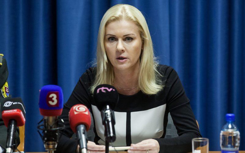 Jankovská sa členkou súdnej rady nestane, stiahla kandidatúru