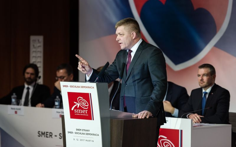 FOTO Drsný odkaz smeráckeho župného poslanca Ficovi: Je čas na zásadné zmeny