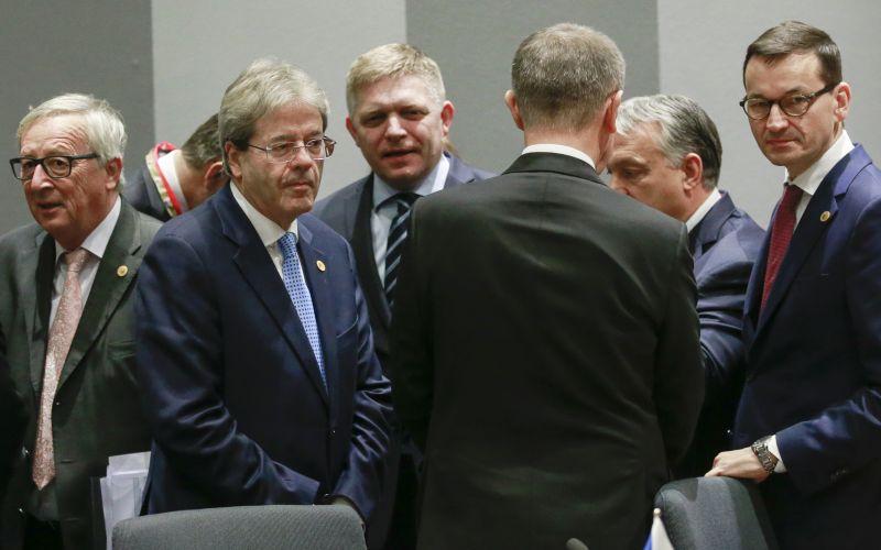 Fico v Bruseli: Predstavil projekt v Líbyi, s Babišom si už potykal