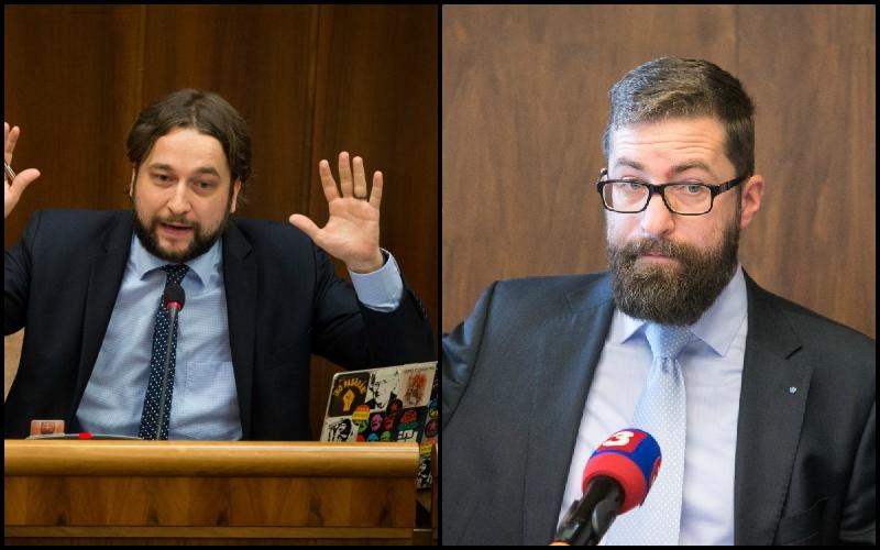 Nespokojný Poliačik sa podvolil: Hlasoval za návrh Smeru, kritika za ruského agenta!