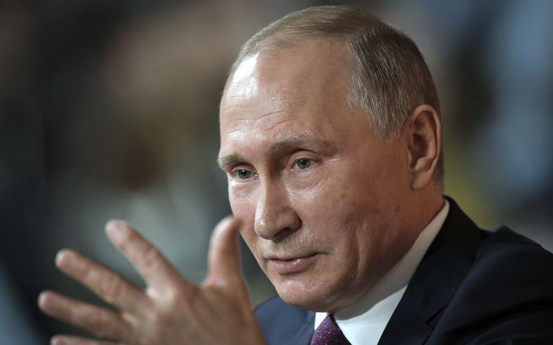 VIDEO Putin reagoval aj na USA: Čo povedal o obvineniach zo zasahovania do volieb?