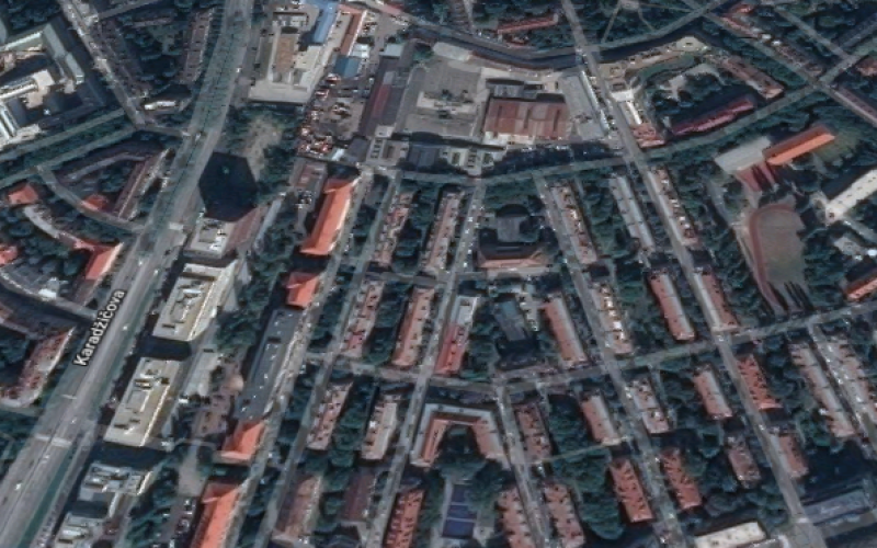 Legendárne sídlisko 500 bytov uprace Ružinovská rojnica
