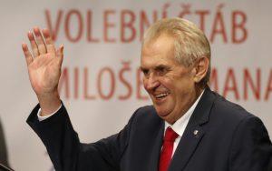 Február nebol víťazný, povedal Zeman komunistom na zjazde