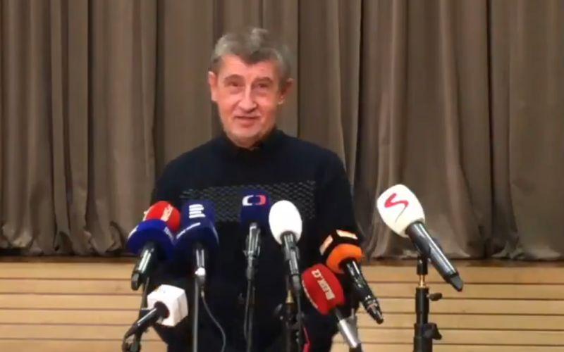 VIDEO Hanebné vyjadrenie Babiša: Nechal sa vytočiť, útočil na rodinu novinárky