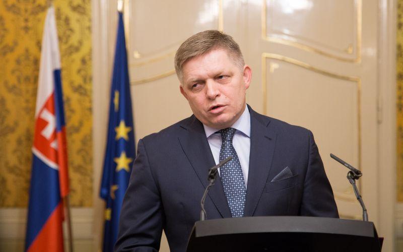 Premiér Fico sa na Úrade vlády SR stretol so šéfredaktormi médií