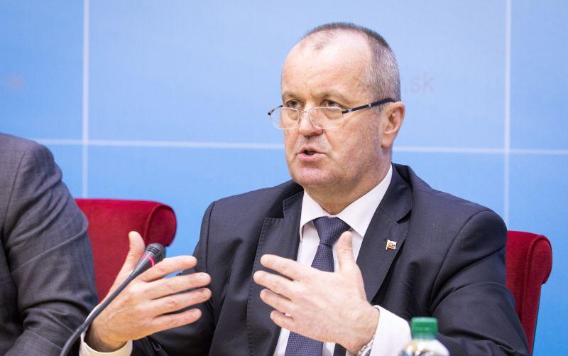 Minister Gajdoš a národniari hodnotili rok 2017 v rezorte obrany