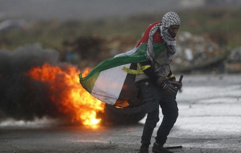 VIDEO Viceprezident Pence navštívil Izrael: Pobúrení Palestínčania protestujú