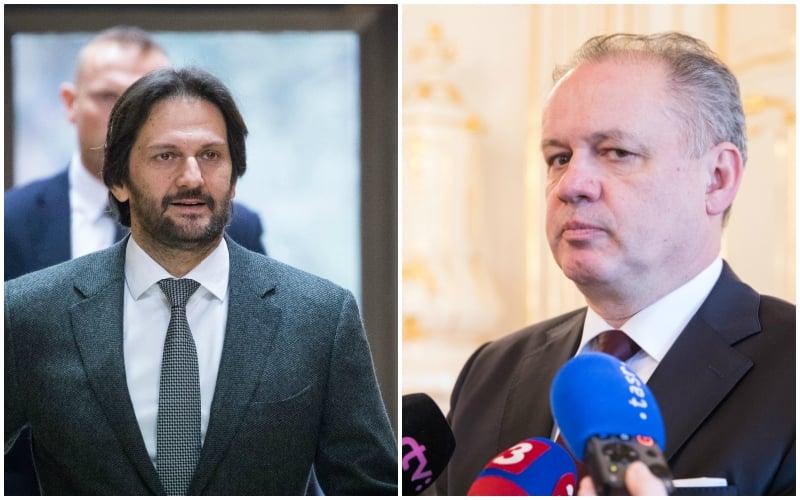 FOTO Súboj Kiska vs. Kaliňák: Odhalenie z paláca, prezident cestuje ponorkou