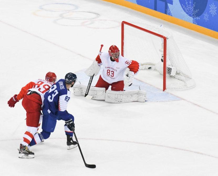 Hokejový ošiaľ. RTVS dosiahla nový rekord online sledovanosti