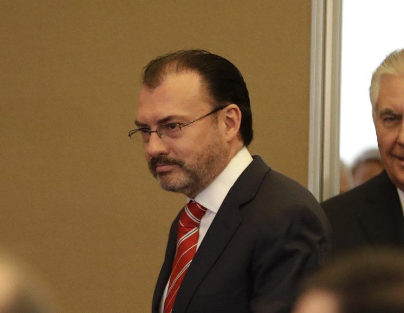 Mexický minister zahraničných vecí si pochvaľuje vzťah s USA
