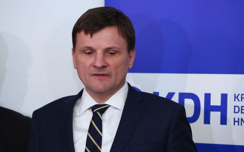 VIDEO Hlina o situácii v KDH: Čo povedal na kroky Vašečku?