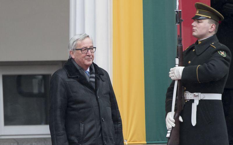 Litva oslavuje sté výročie nezávislosti za účasti európskych lídrov