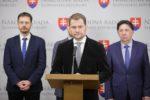 Drvivá väčšina obyvateľov Slovenska chce novú vládu, tvrdí OĽaNO