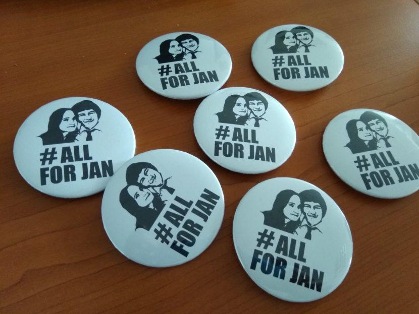 Nový šéf spravodajstva RTVS nechce, aby redaktori nosili odznak #AllForJan