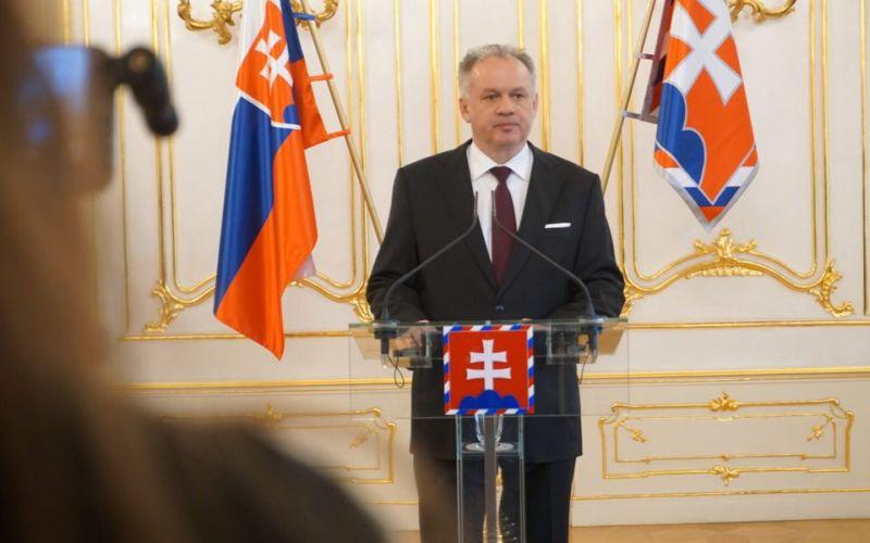 VIDEO Kiska vymenuje Pellegriniho vládu: Spokojný však nie je